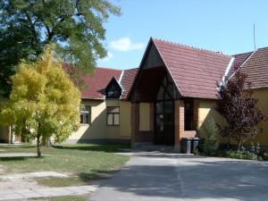 Az iskola új épülete