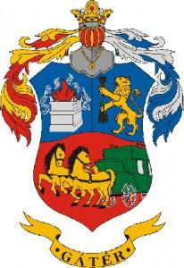 Gátér címere